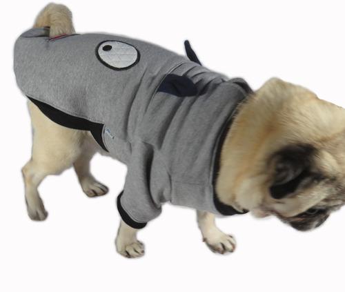 roupa de cachorro/ gato inverno frio moletom monstrinho