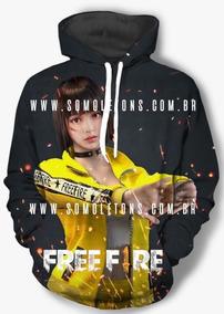 9c318b7df Roupas Do Free Fire no Mercado Livre Brasil