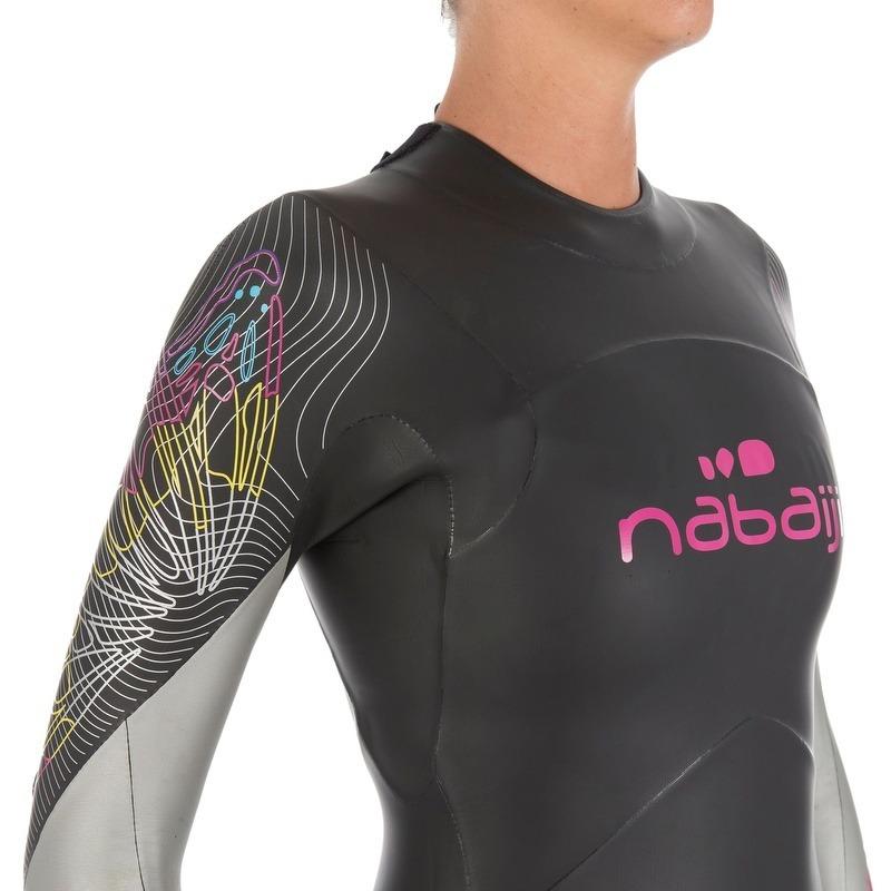15c97b00f roupa de neoprene feminino natação em águas abertas. Carregando zoom... 4