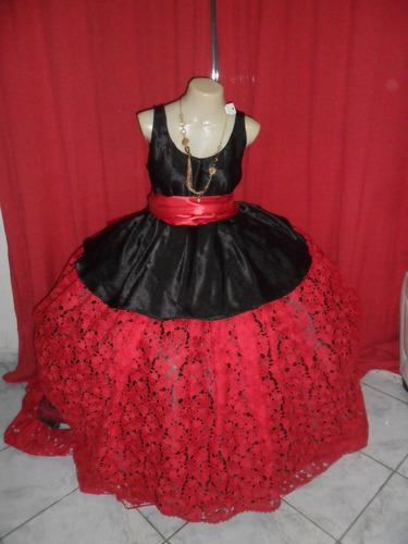 roupa de  pomba-gira / maria padilha  (umbanda e candomblé)