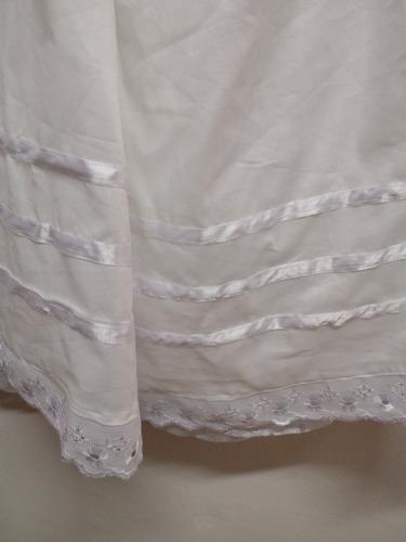 roupa de ração saia branca umbanda candomblé barato!