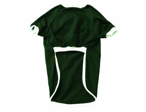 roupa de time para seu pet - camisa do palmeiras tamanho 4