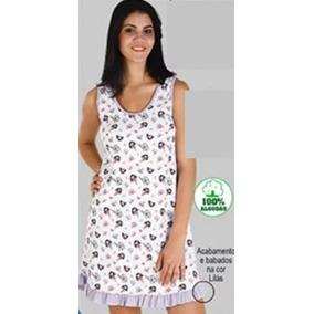 965d2d9c0 Camisola Sensual Com Roby - Roupa de Dormir no Mercado Livre Brasil