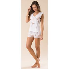 7b5de27327af62 Pijama Jersey Marca Grife Deslize - Roupa de Dormir no Mercado Livre ...