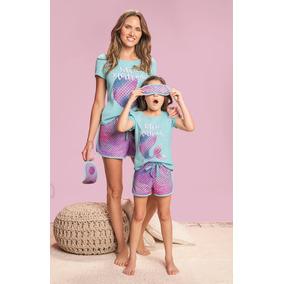 8120f5e91 Pijama Malwee Tamanho 12 - Roupa de Dormir Pijamas 12 no Mercado ...