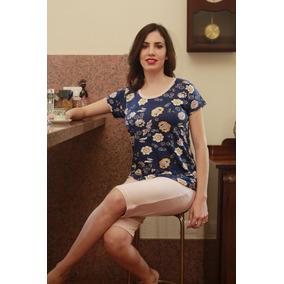 960e1c889b Camisola Pijama Senhora Tamanho Xg - Roupa de Dormir para Feminino ...