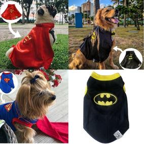 b60839738 Fantasia De Batman Para Cachorro Roupas - Cachorros no Mercado Livre ...
