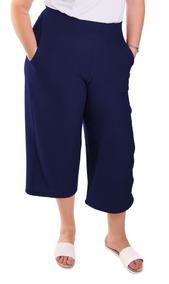 9c87cea46 Calça Pantacourt Colorida - Calçados, Roupas e Bolsas no Mercado Livre  Brasil