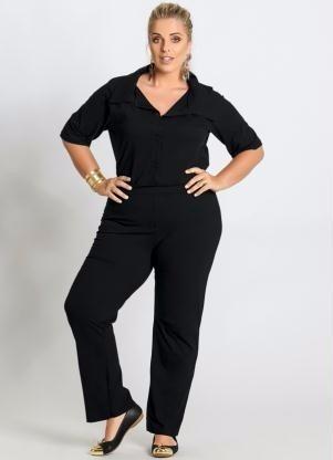 roupa feminina plus size ( tamanhos grande ) estampado