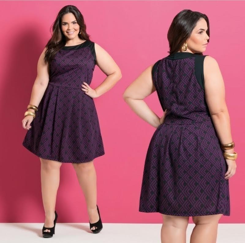 6d616c52c roupa feminina plus size ( tamanhos grande ) vestido verão. Carregando zoom.
