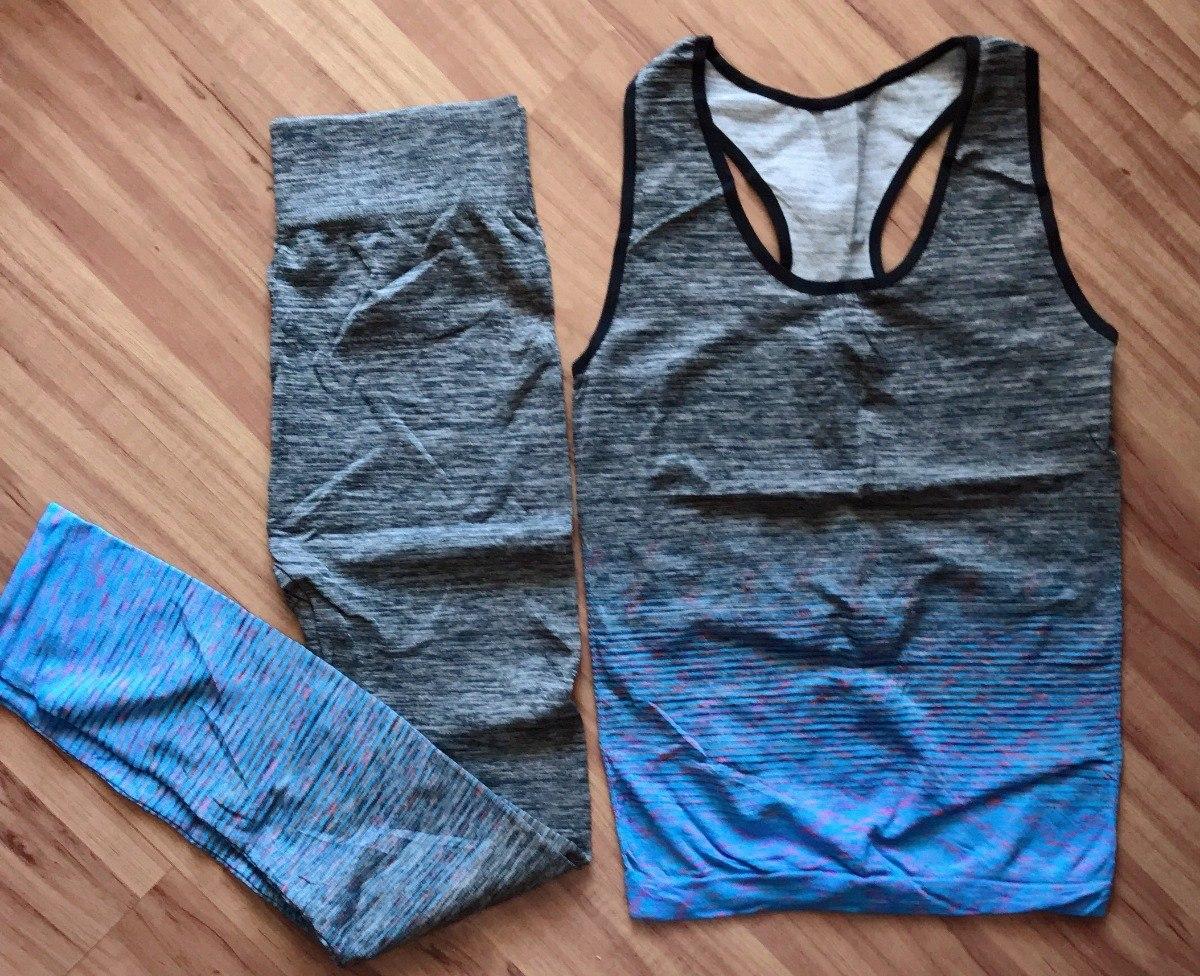 07e324563 roupa feminina pra malhar fitness ginastica yoga wear suit 2. Carregando  zoom.