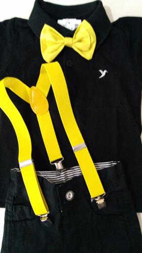 roupa festa menino ideal para aniversário batman 1 à 3anos