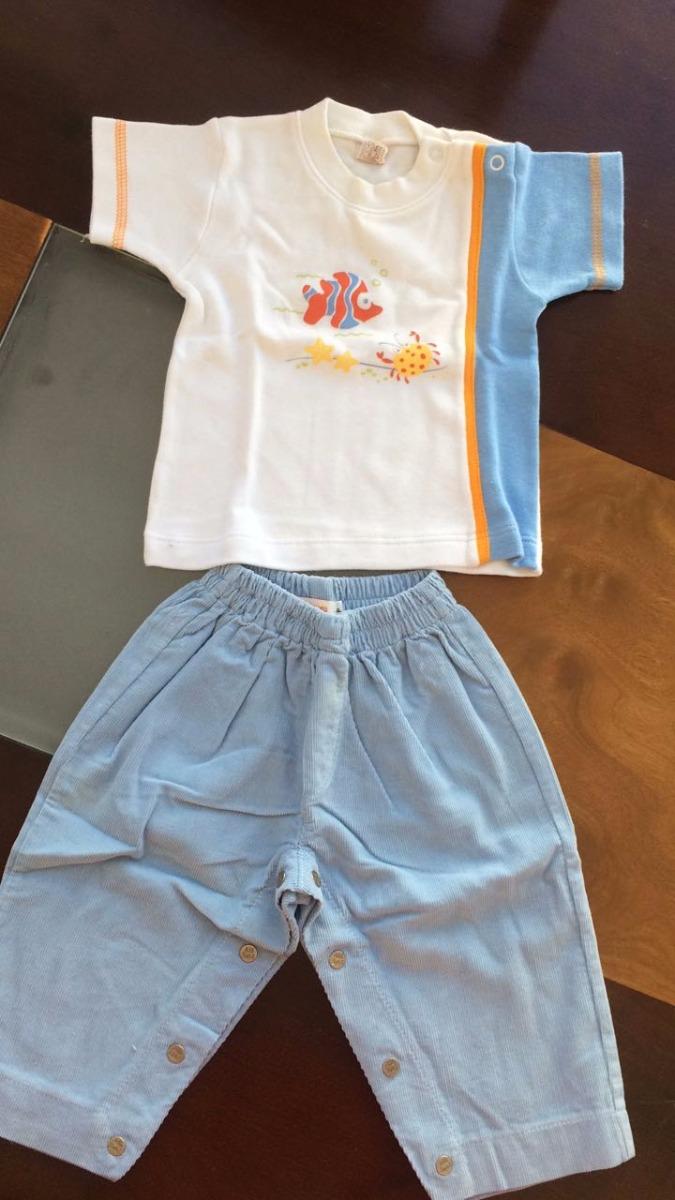 roupa infantil alo bebe tamanho p. Carregando zoom. ffe95430f62