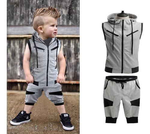 roupa infantil conjunto moletom com calça menino lançamento
