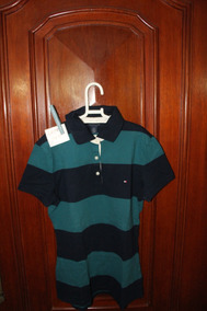 2baefda36 Camisa Polo Tommy Hilfiger Infantil Tamanho 12 À 14 Anos - Calçados, Roupas  e Bolsas no Mercado Livre Brasil