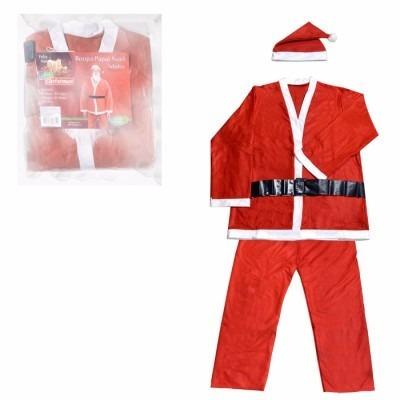 roupa natal fantasia de papai noel