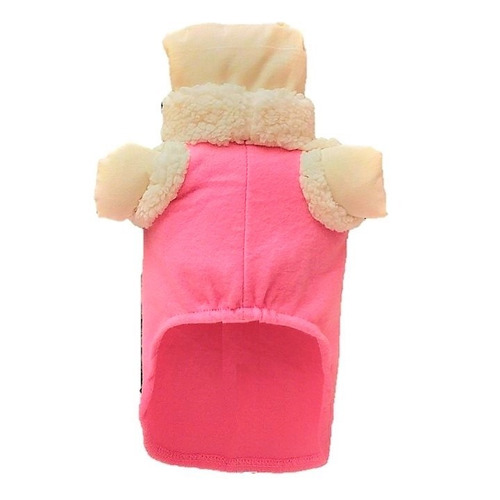 roupa p/ cachorro14 capa soft lulu,daschund,bullterrier,pug