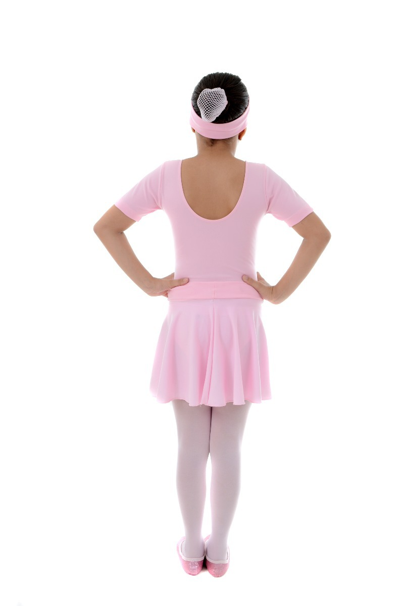 368987932a roupa para ballet infantil preto e rosa 8 ao 12. Carregando zoom.