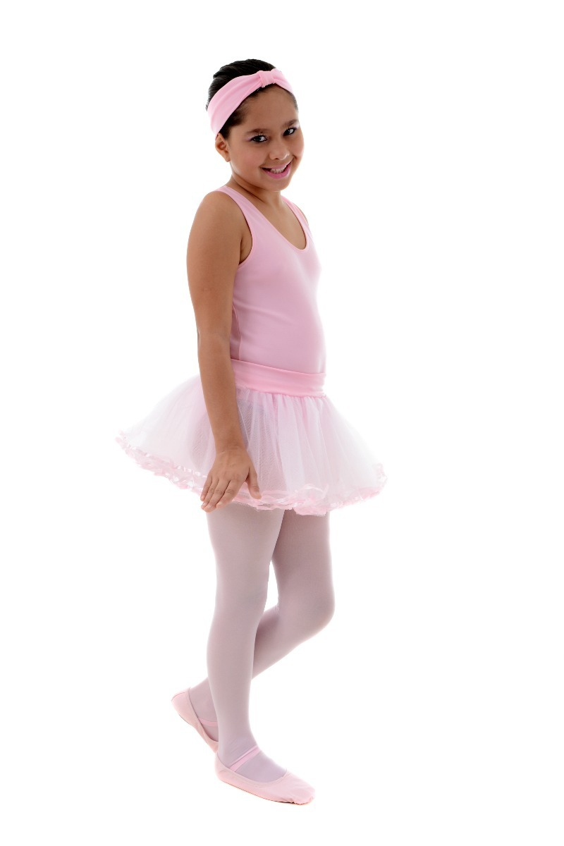 6898a66cff roupa para ballet infantil preto regata. Carregando zoom.