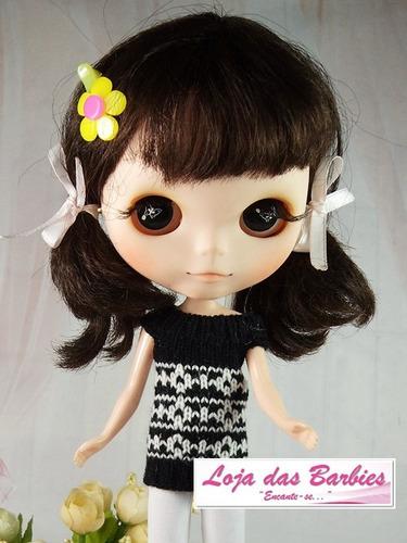roupa para boneca blythe * pullip * importada + sapatinho 37
