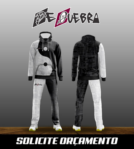 roupa personalizada arte gráfica sublimada total & parcial