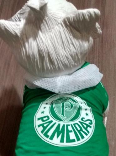 roupa pet time palmeiras para cães e gatos