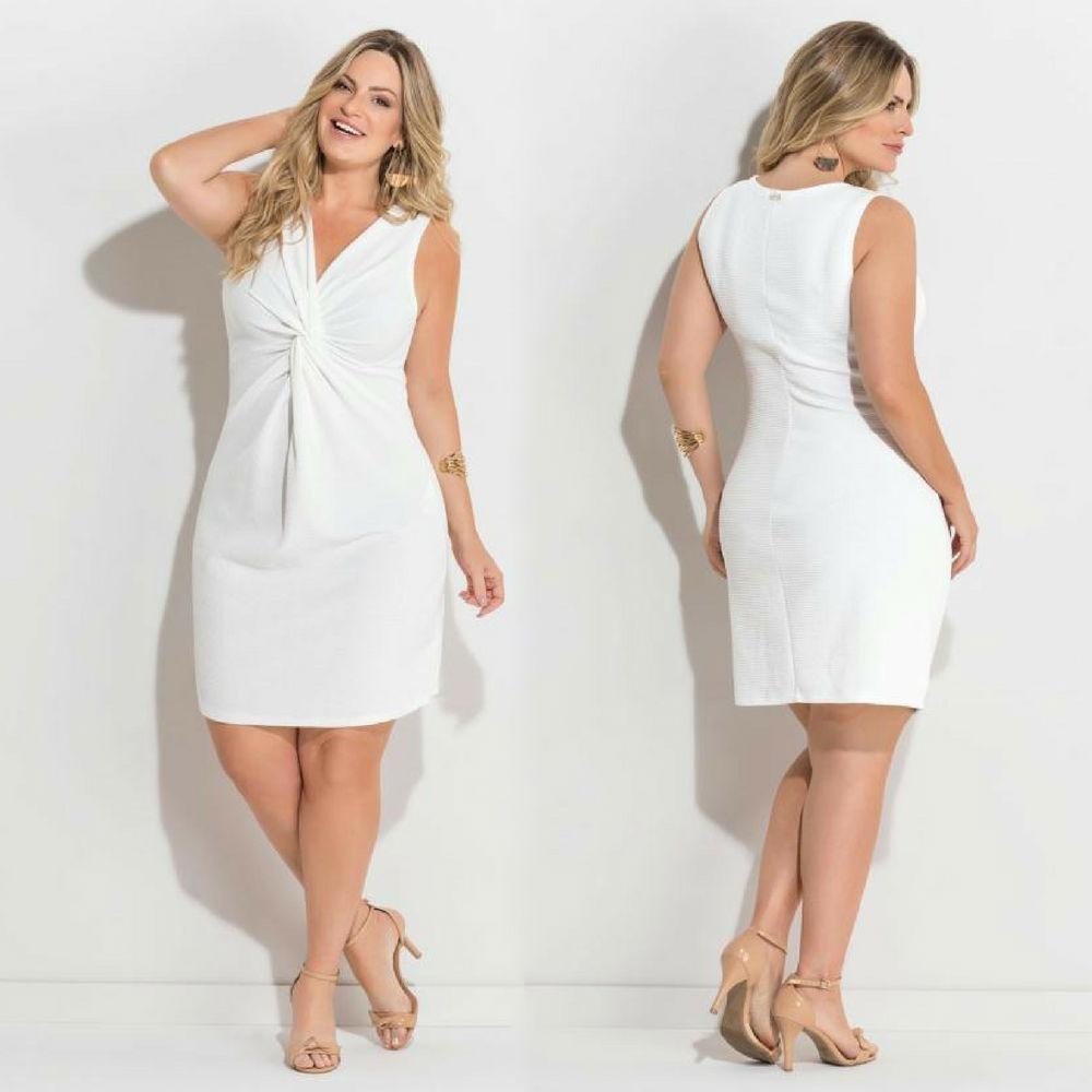 1b6c1934f roupa plus size feminina evangélico de festa luxo promoção. Carregando zoom.