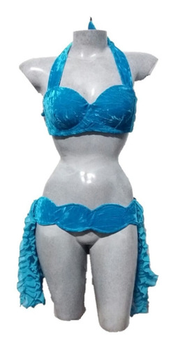 roupa traje pra danca do ventre top cinturao figurino bordar