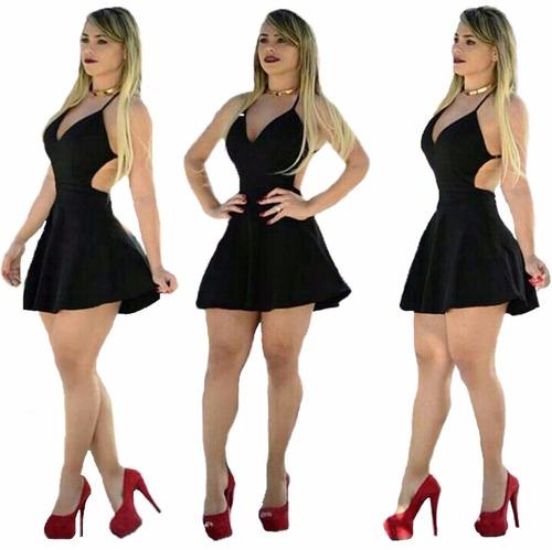 roupa vestido alça