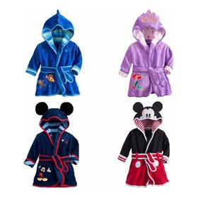 Roupão De Banho Da Disney 12 Meses