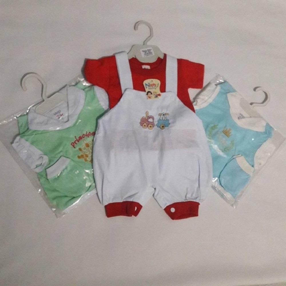 001e07af5 roupas bebe recem nascidos kit 3 conjuntos promoção barato. Carregando zoom.