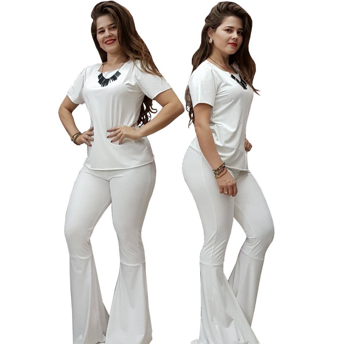 47a15d3e43 Roupas Femininas Calça E Blusa Suede Kit 4 Conjuntos Atacado - R ...