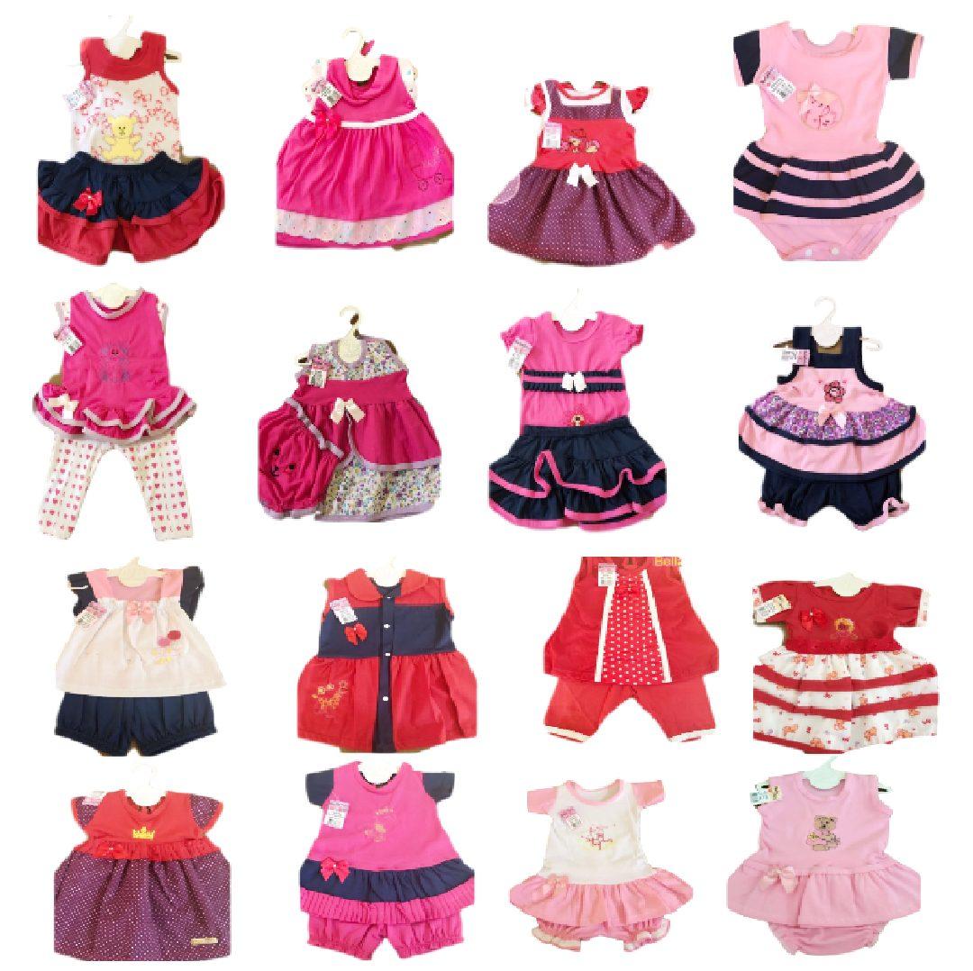 93421ee15e9 Roupas De Bebê 15 Peças Enxoval De Bebe Barato - R  187