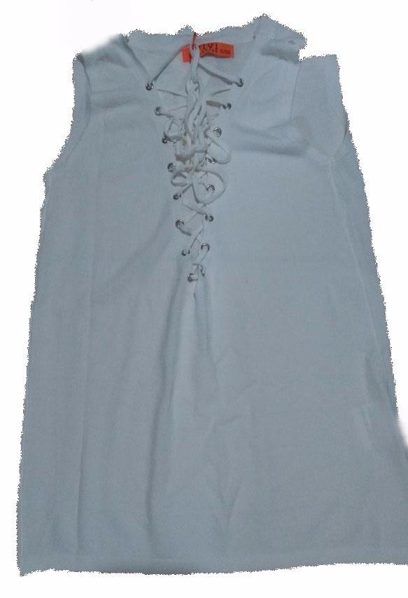 14fdfe26c roupas femininas blusa regata alça viscose decote v ilhos! Carregando zoom.