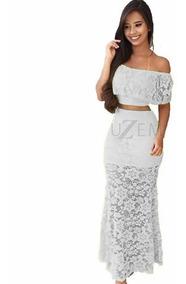449f5a431 Vestido Para Reveillon Usar Com Tenis - Vestidos Femeninos Longo com ...