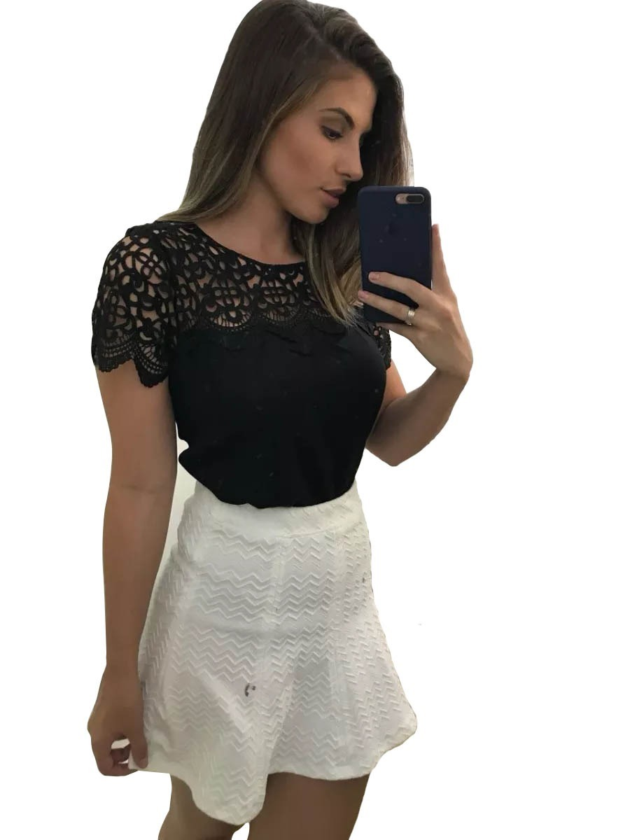 7b14d6625 roupas femininas kit blusas atacado revenda 10 pça 2821. Carregando zoom.