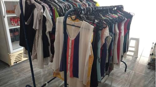 roupas femininas usadas para brecho (40 pecas)