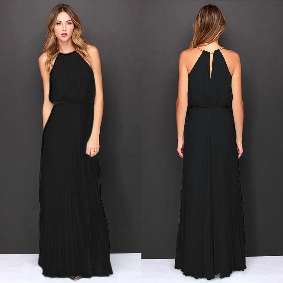 e7a8f70897 roupas femininas vestido longo importado +frete gratis. Carregando zoom.