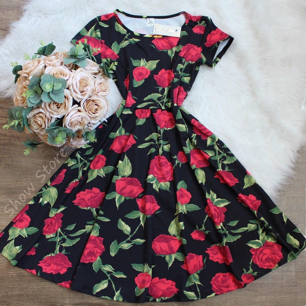 4a1d5f039 roupas femininas vestido midi estilo bonequinha princesa 709. Carregando  zoom.