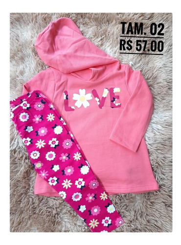 roupas infantil