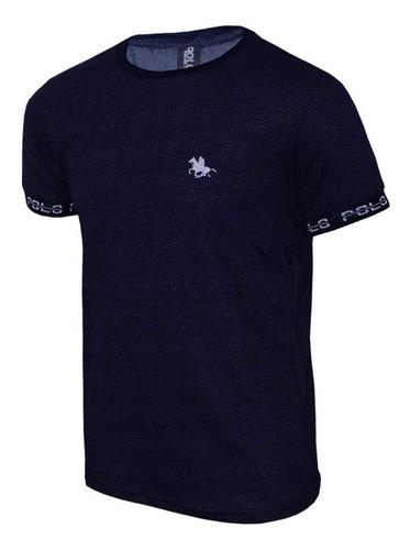 roupas masculinas-polo com detalhe no punho