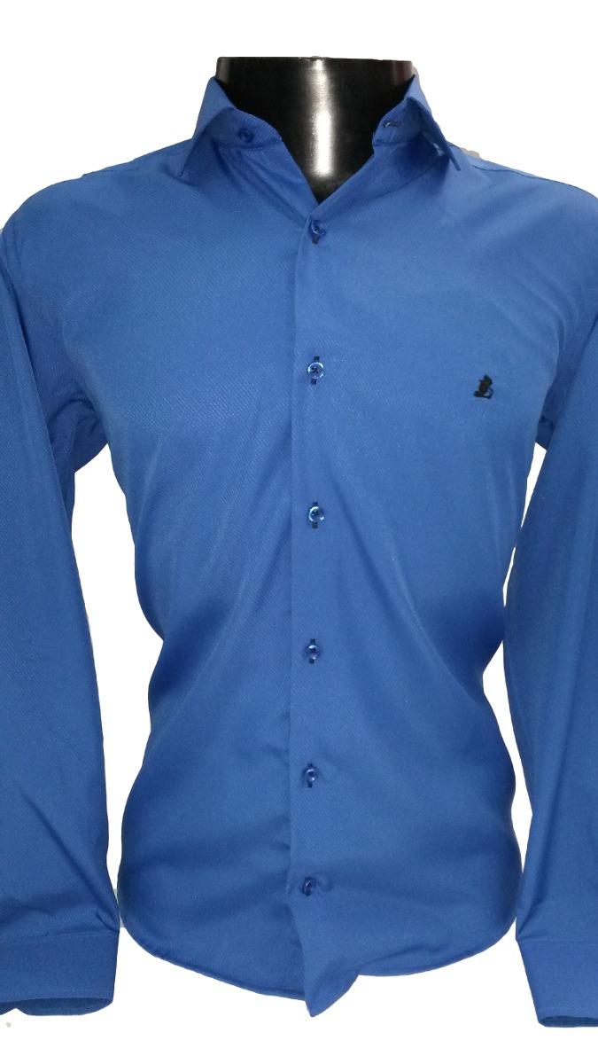 Roupas Masculinas Sociais Baratas Azul Claro 15417e7601cad