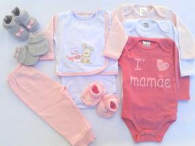 421f7ddbb Saida De Maternidade Dayane Baby - Roupas de Bebê no Mercado Livre ...