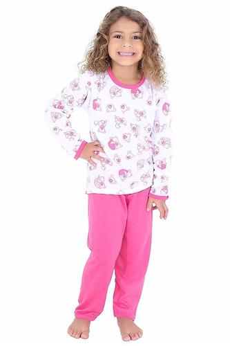 roupas menina pijama