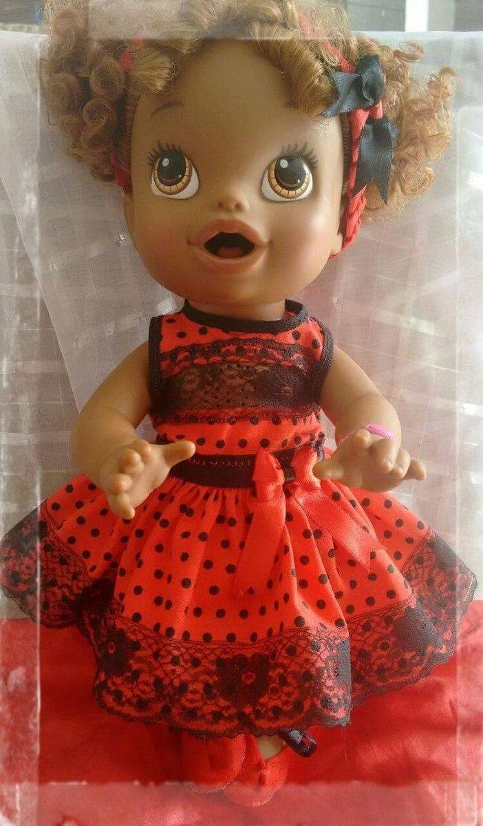 Roupas Para Boneca Baby Alive R 27 00 Em Mercado Livre