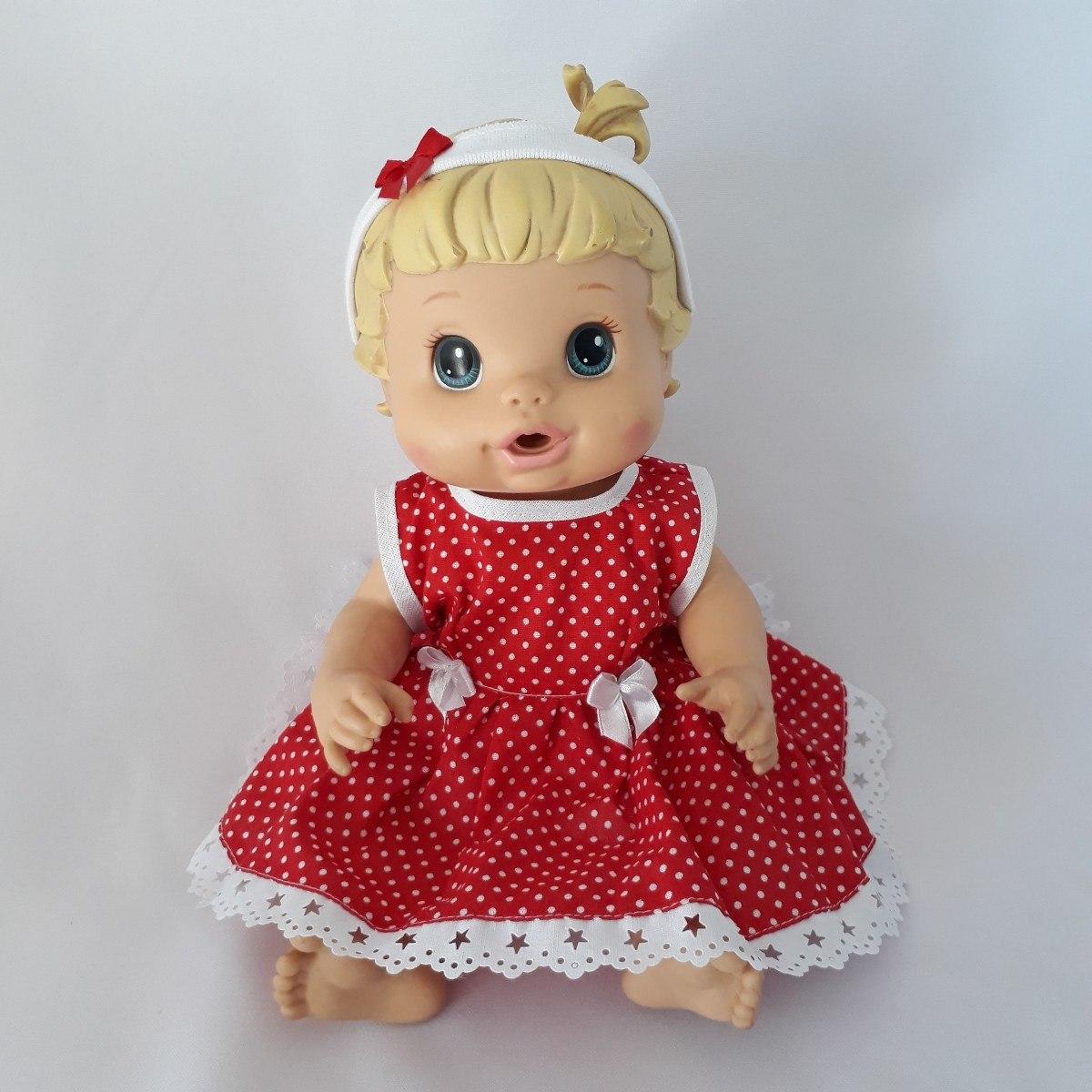 a794998e2 roupas para boneca baby alive promoção melhor preço do ml. Carregando zoom.