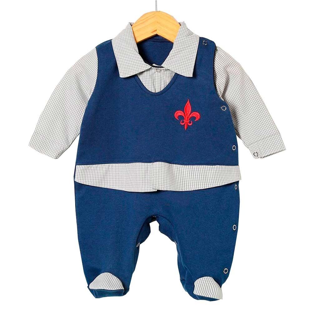 6504b5f10 roupas recem nascido menino macacão longo - 432. Carregando zoom.