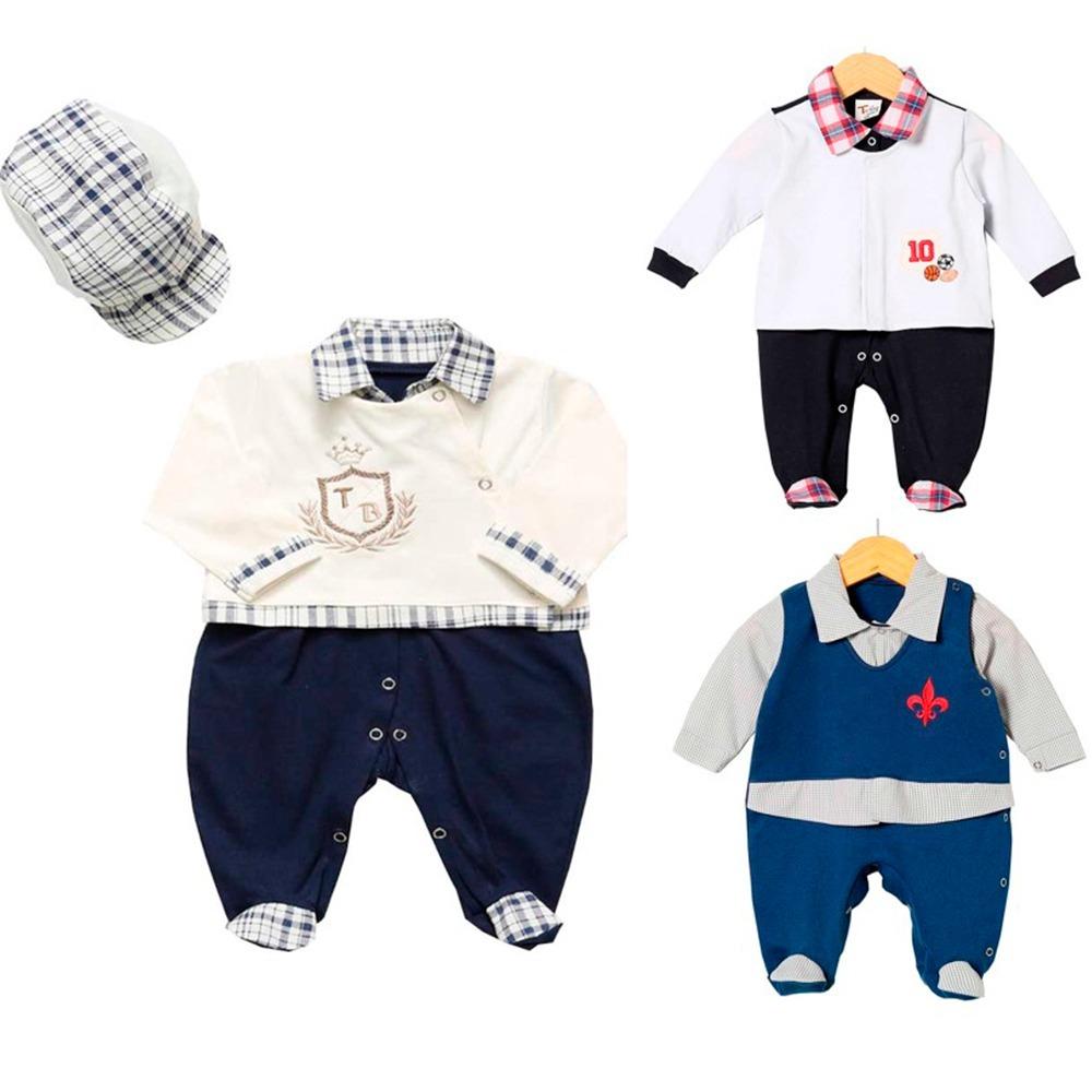 e4a699573 roupas recem nascido menino saida maternidade 3 pçs. Carregando zoom.
