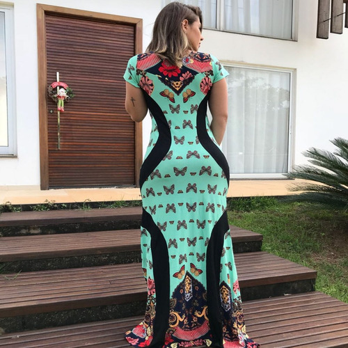 roupas vestidos longo