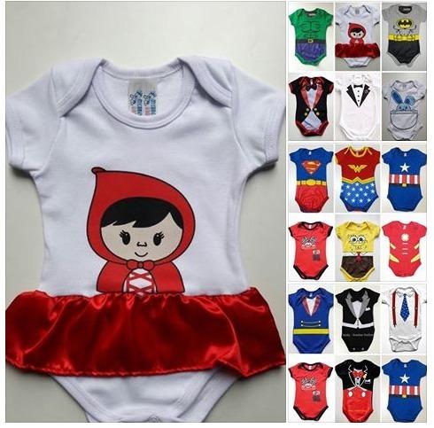 Roupinha De Bebê Superman Mickey Heróis Menino - R  22 d9e3ec06c29
